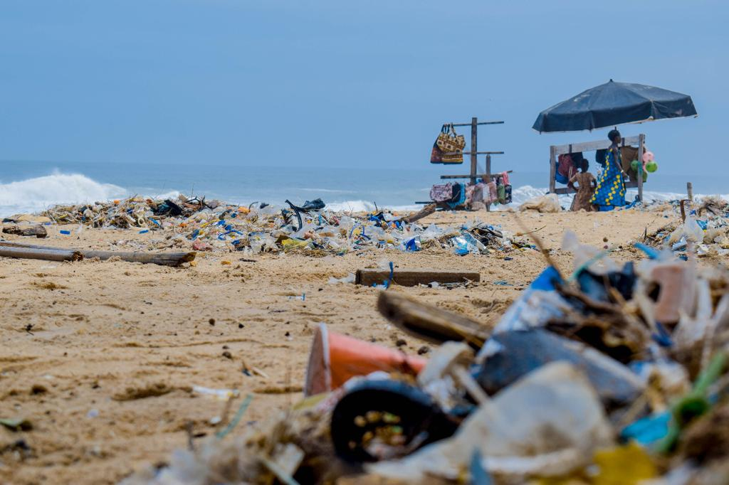 プラスチックによる海洋汚染に、私達ができること