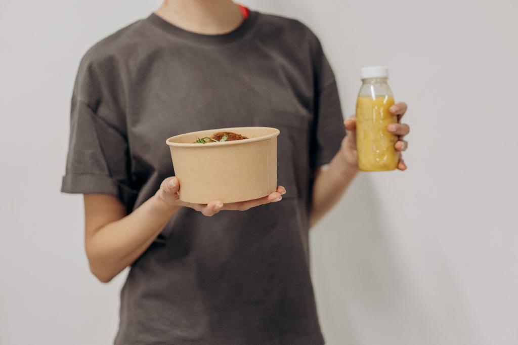 PFCバランスを使って、健康的な食事を考える